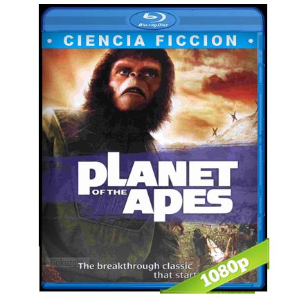 El Planeta De Los Simios (1968) BRRip Full 1080p Audio Trial Latino-Castellano-Ingles 5.1