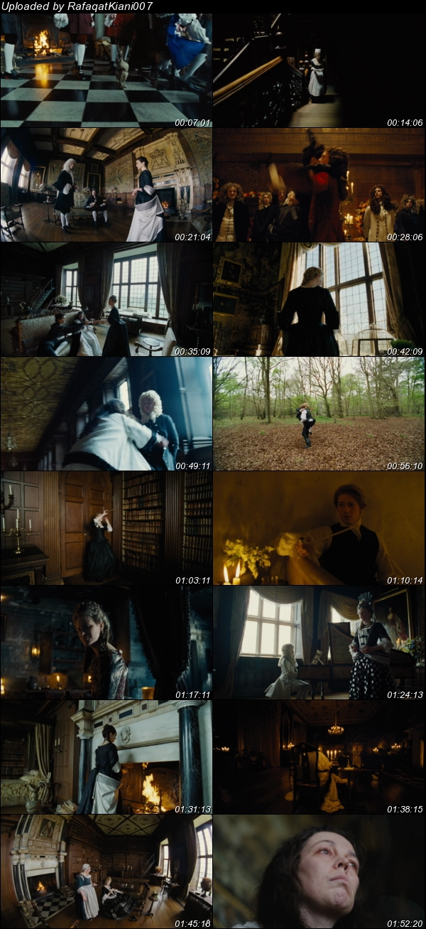 The Favourite 2018 1080p WEB-DL DD5.1 H264-FGT