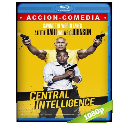 Un Espia Y Medio (2016) BRRip Full 1080p Audio Trial Latino-Castellano-Ingles 5.1