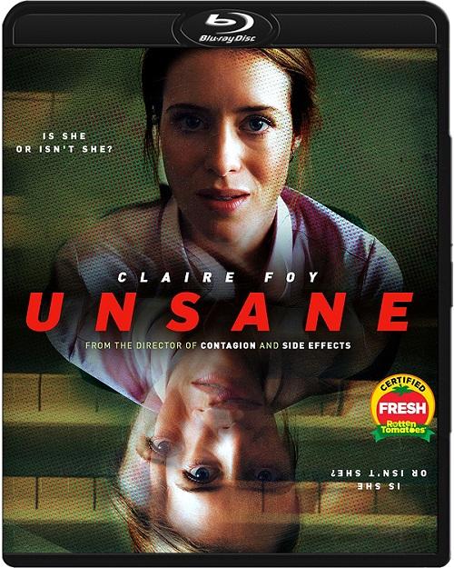 Niepoczytalna / Unsane (2018) MULTi.720p.BluRay.x264.DTS.AC3-DENDA / LEKTOR i NAPISY PL