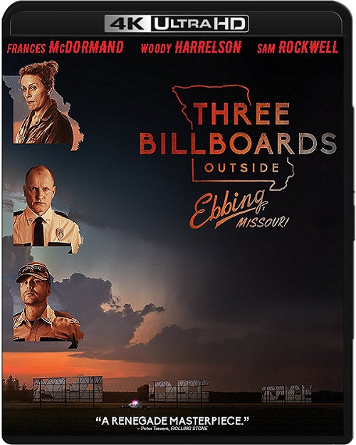 Trzy billboardy za Ebbing, Missouri / Three Billboards Outside Ebbing, Missouri (2017) MULTi.REMUX.2160p.UHD.Blu-ray.HDR.HEVC.DTS-HD.MA5.1-DENDA / LEKTOR i NAPISY PL