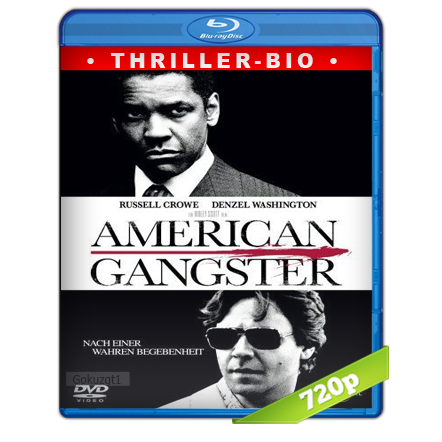 Ganster Americano (2007) BRRip 720p Audio Trial Latino-Castellano-Ingles 5.1