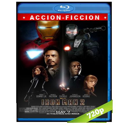 Iron Man 2 720p Lat-Cast-Ing 5.1 (2010)