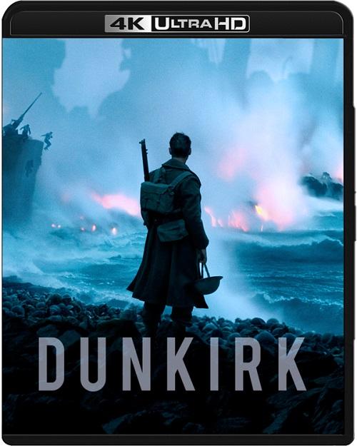 Dunkierka/ Dunkirk (2017) MULTi.IMAX.REMUX.2160p.UHD.Blu-ray.HDR.HEVC.DTS-HD.MA5.1-DENDA / LEKTOR i NAPISY PL