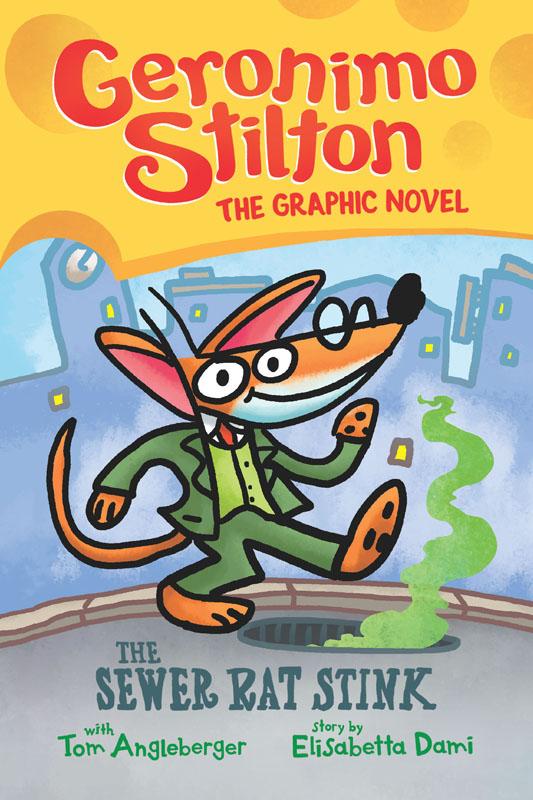Geronimo Stilton 01-02 (2020-2021)