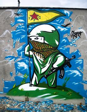 Кудрский опполченец YPG
