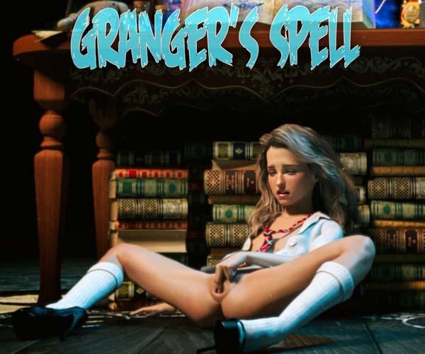 [Twitchster] Granger's Spell (comic, eng)