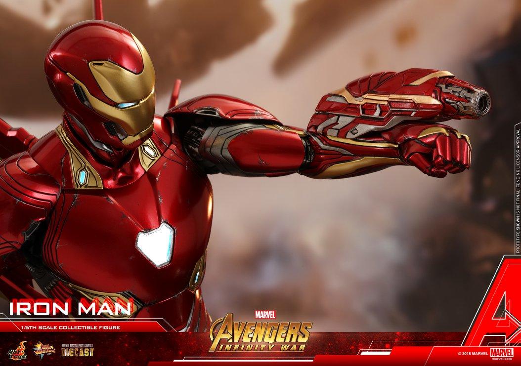 Avengers - Infinity Wars - Iron Man Mark L (50) 1/6 (Hot Toys) DiXmFUU8_o