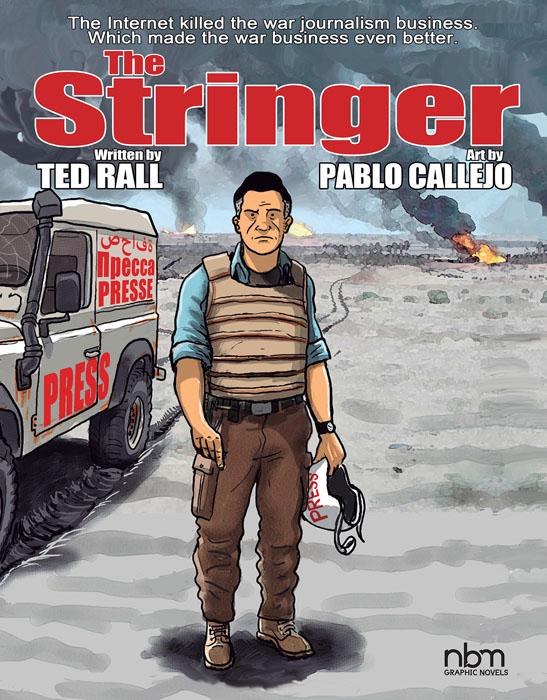 The Stringer (NBM 2021)
