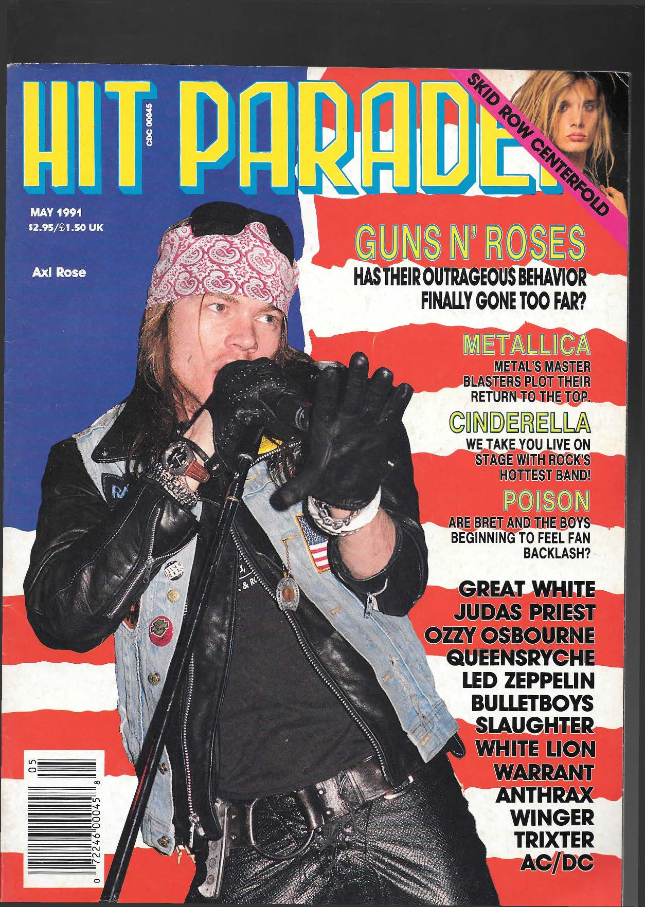 1991.05.DD - Hit Parader - Guns N' Roses Out Of Control V1dY3SRh_o