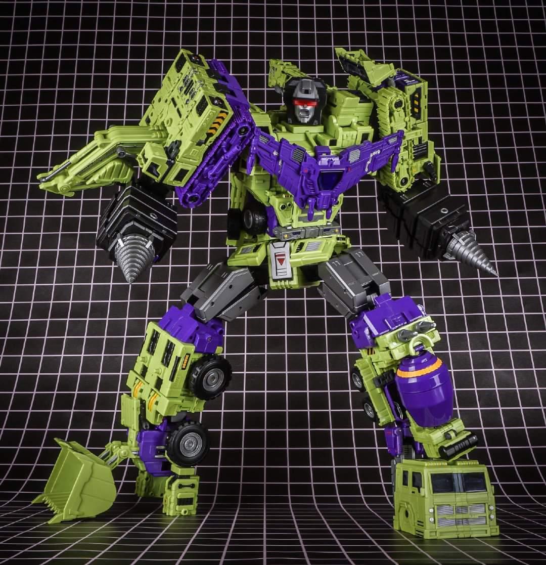 [Toyworld] Produit Tiers - Jouet TW-C Constructor aka Devastator/Dévastateur (Version vert G1 et jaune G2) - Page 10 OFAu9zOu_o