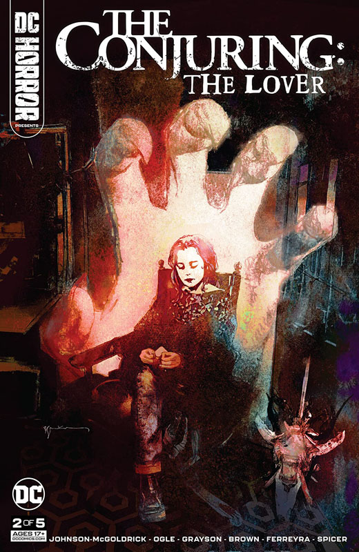 DC Horror Presents - The Conjuring - The Lover 01-04 (2021)