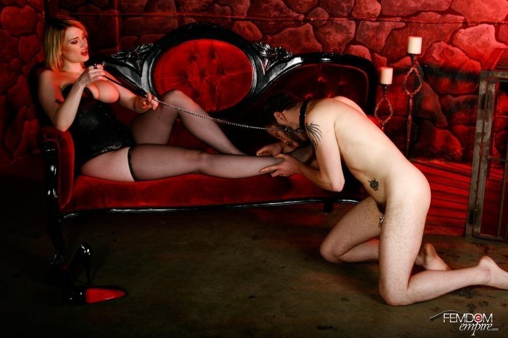 Foot worship licking-2572