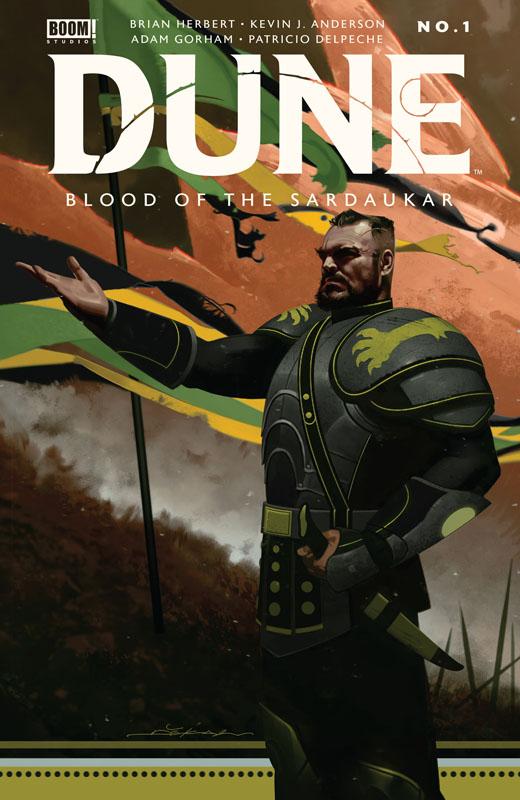 Dune - Blood of the Sardaukar 001 (2021)
