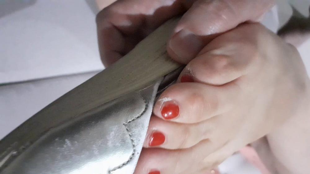 Twinks foot fetish-9365