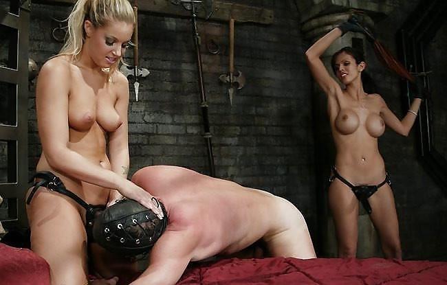 Mistress whips slaves-6488