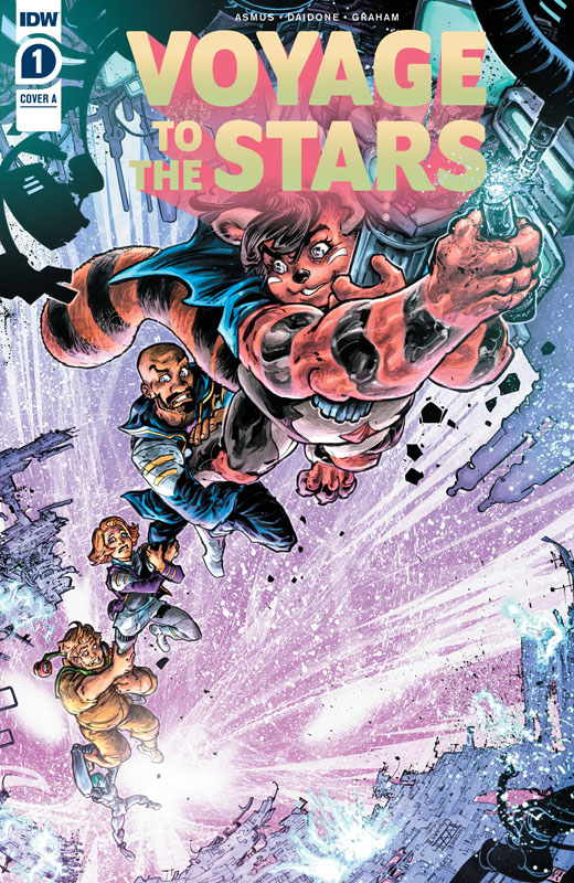 Voyage to the Stars #1-3 (2020)