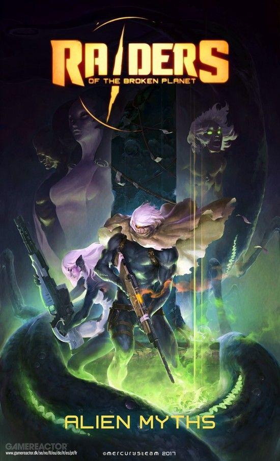 Mojblink si - Raiders of the Broken Planet PS4-PRELUDE