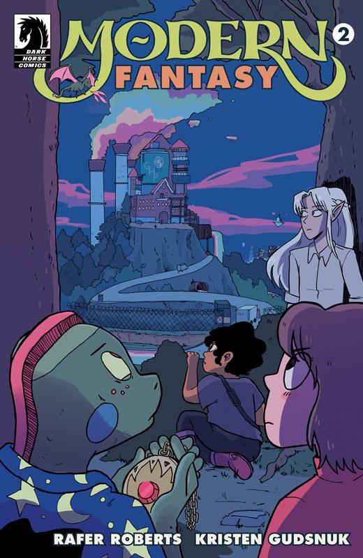 Modern Fantasy #1-3 (2018)