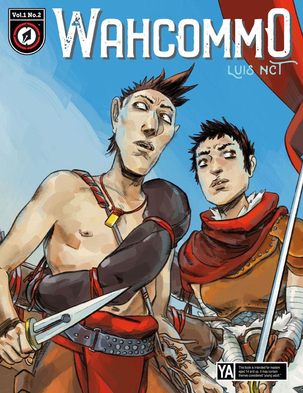 Wahcommo Vol.1 #1-3 (2021)