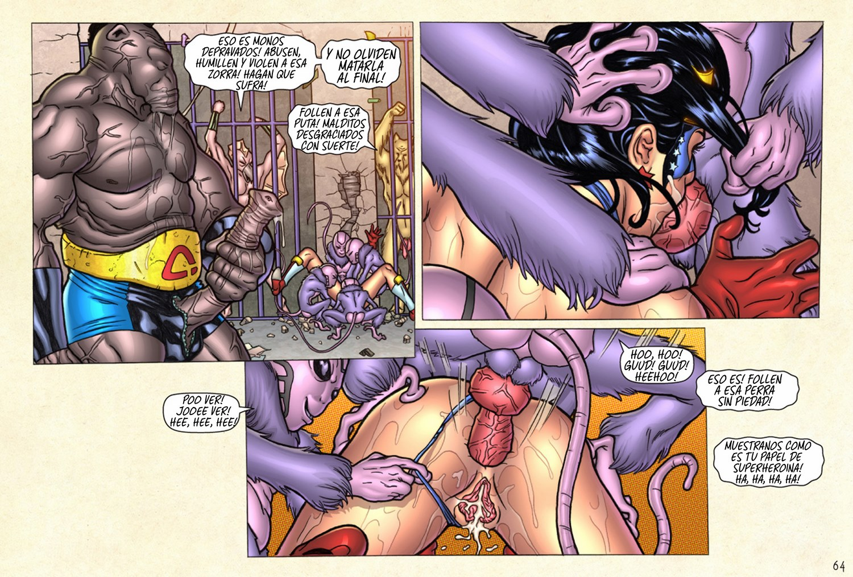 Wolfy Nail Friday Night Heat Español Ver Porno Comics