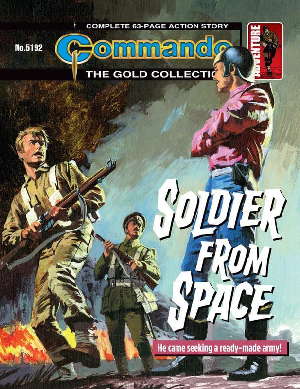 Commando #5191-5253, 5255-5294 (2019)