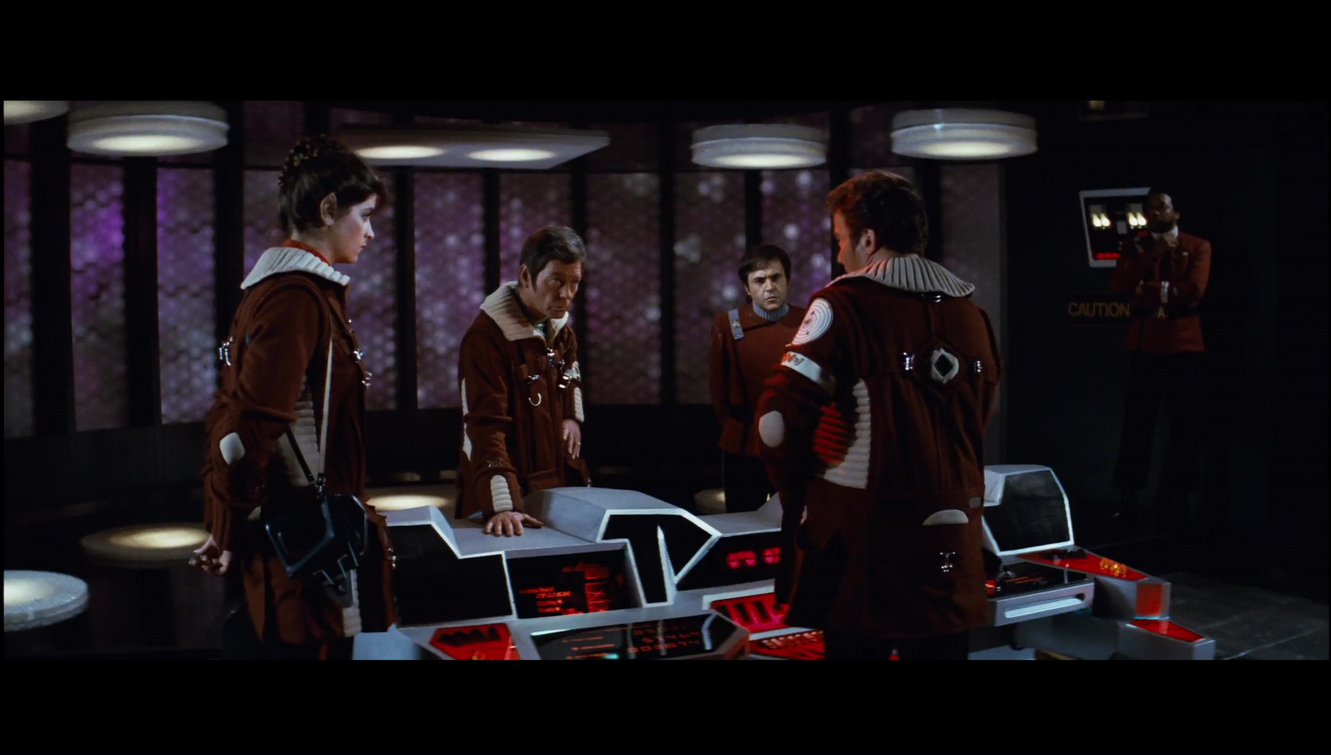 Viaje A Las Estrellas 2 La Ira De Khan 1080p Lat-Cast-Ing 5.1 (1982)