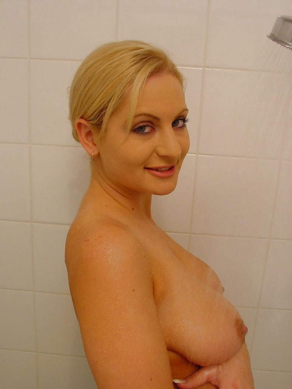 Cute blonde big boobs-3582
