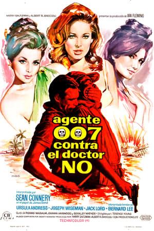 descargar 007 El Satanico Dr  No [1962][BD-Rip][720p][Lat-Cas-Ing][VS] gratis