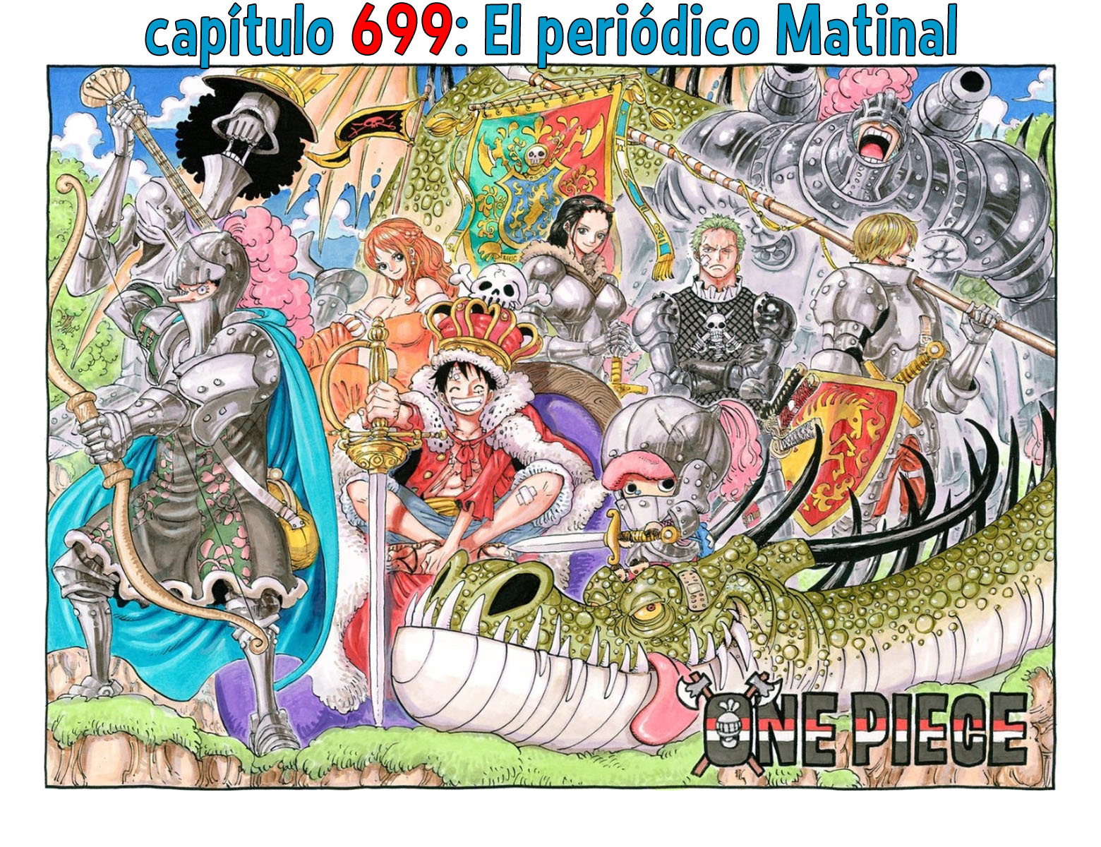 One Piece Manga 698-699 [Full Color] [Punk Hazard] UDfGEqsM_o