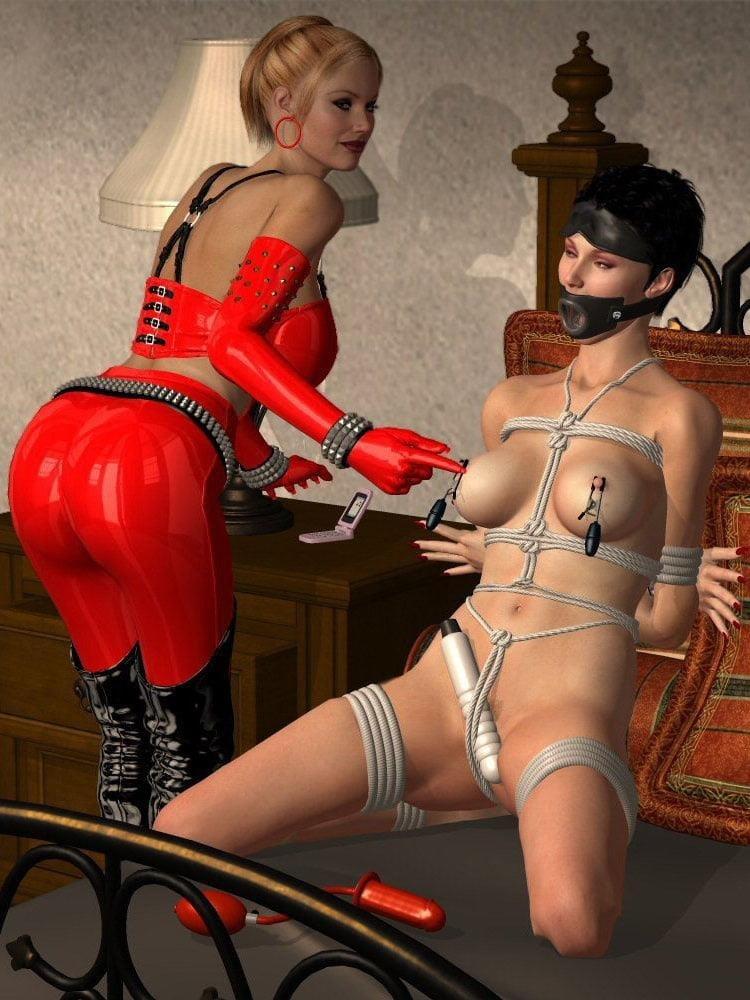 Mature lesbian domination porn-6954