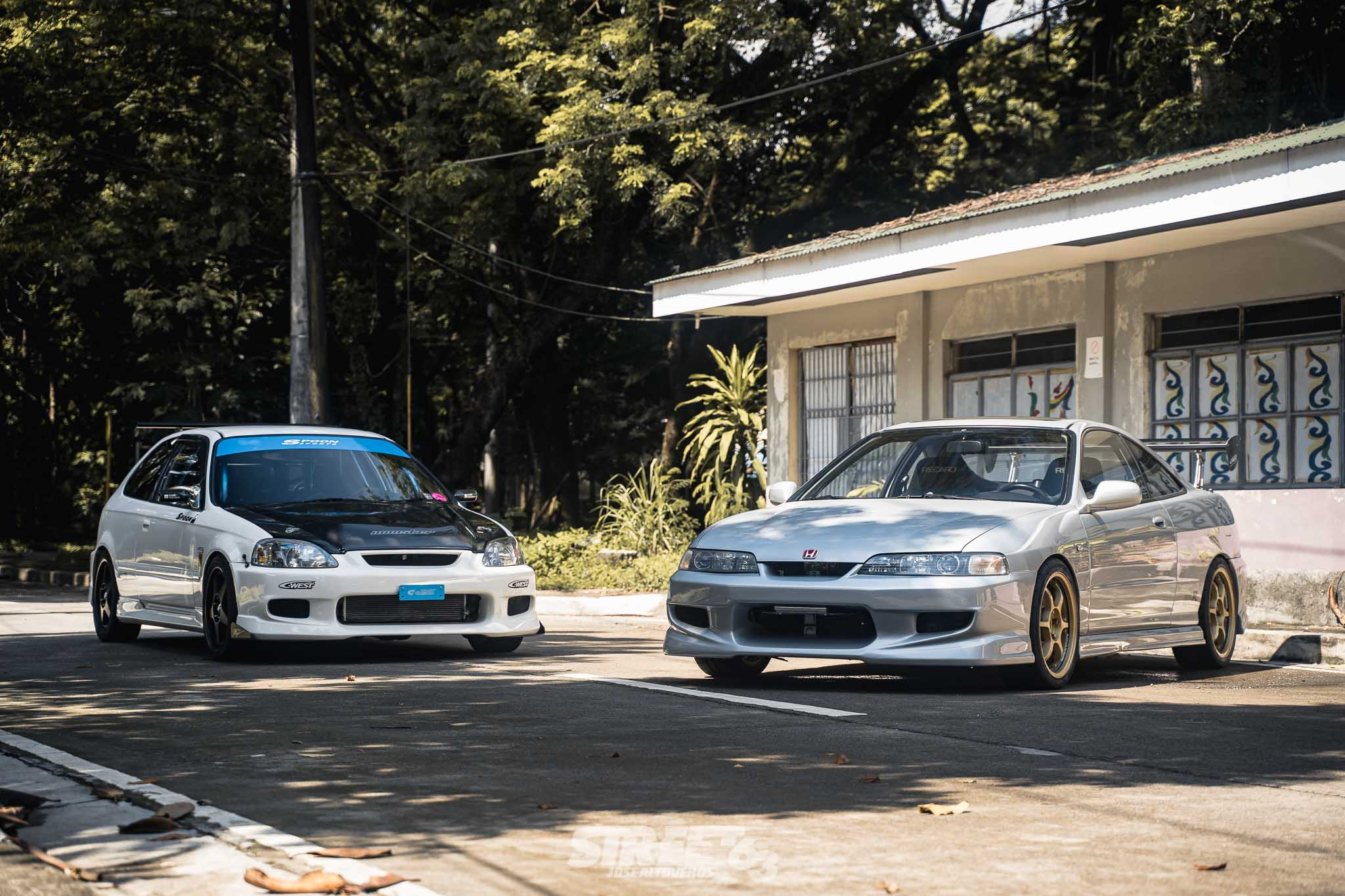 **C Meets West:** A True Honda Aftermarket Throwback