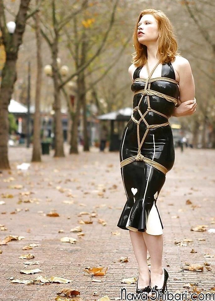 Latex bondage slave tumblr-6464