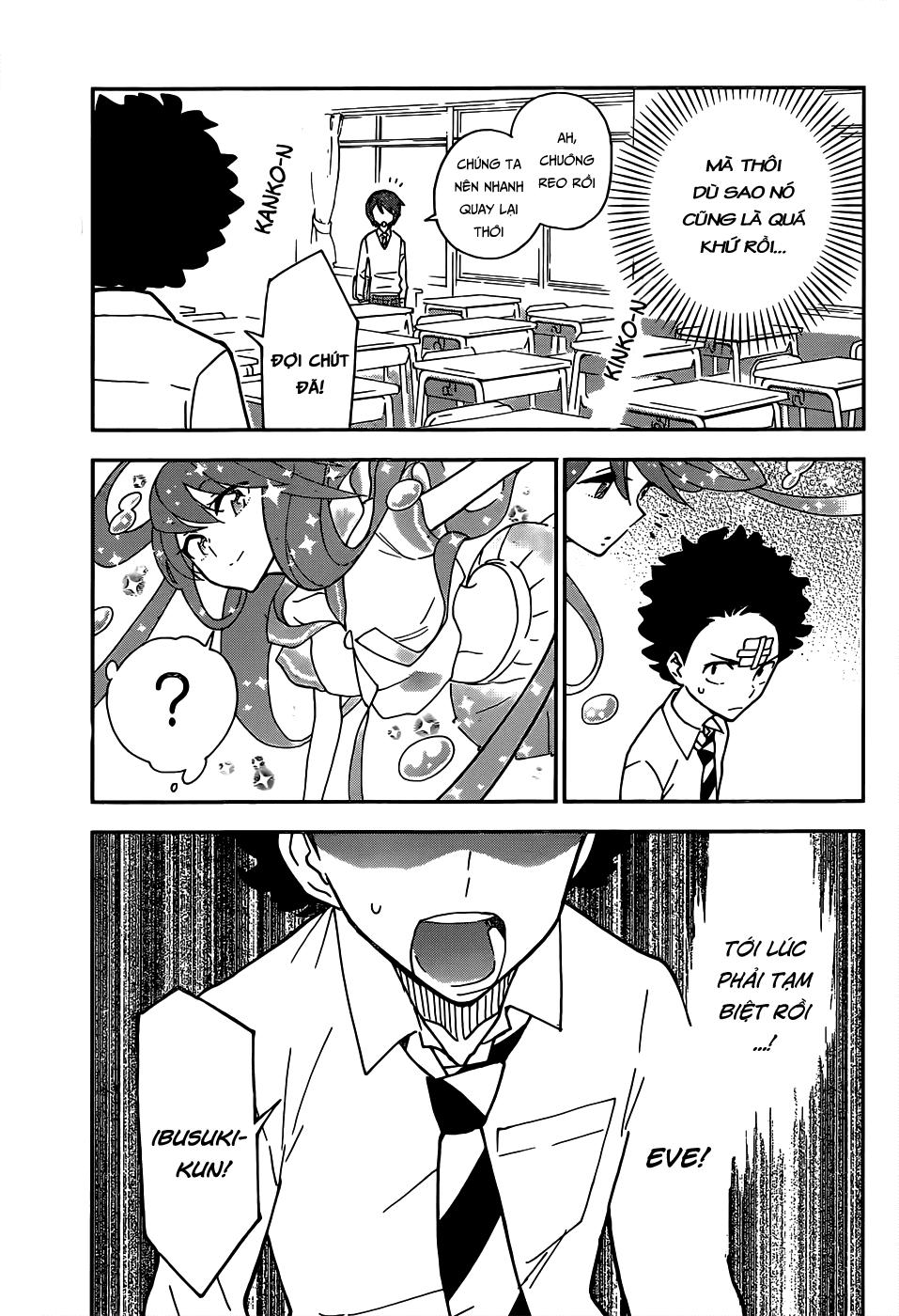 Hatsukoi Zombie Chapter 2 - Trang 28