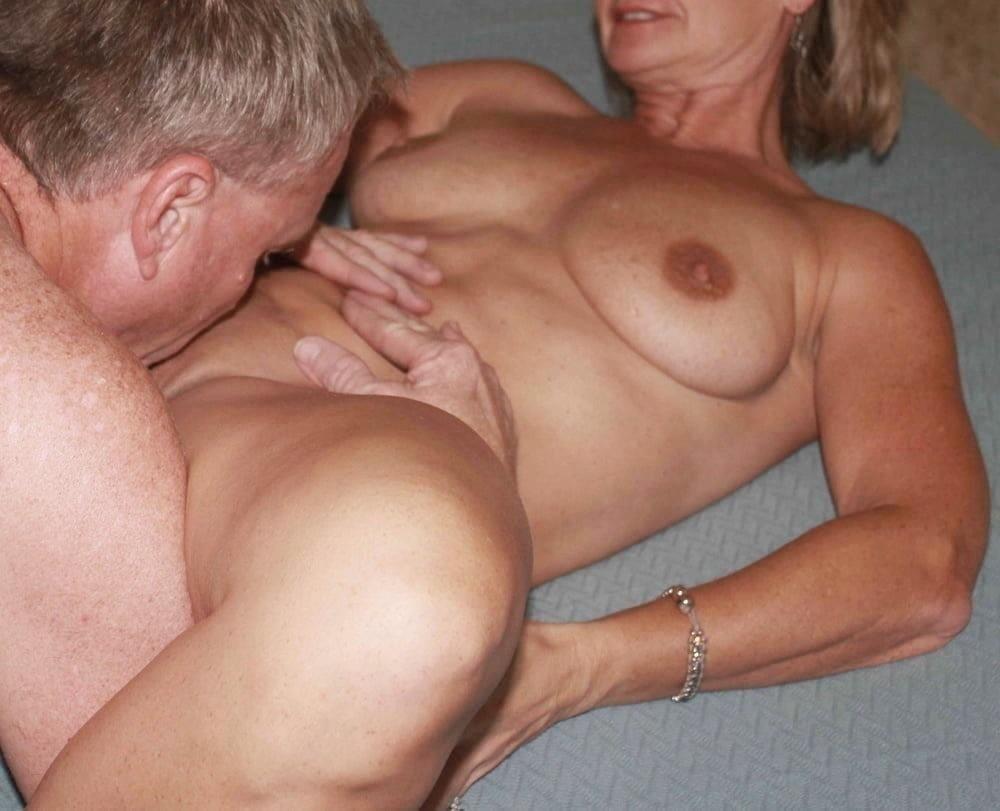 Mature cunnilingus orgasm-2381