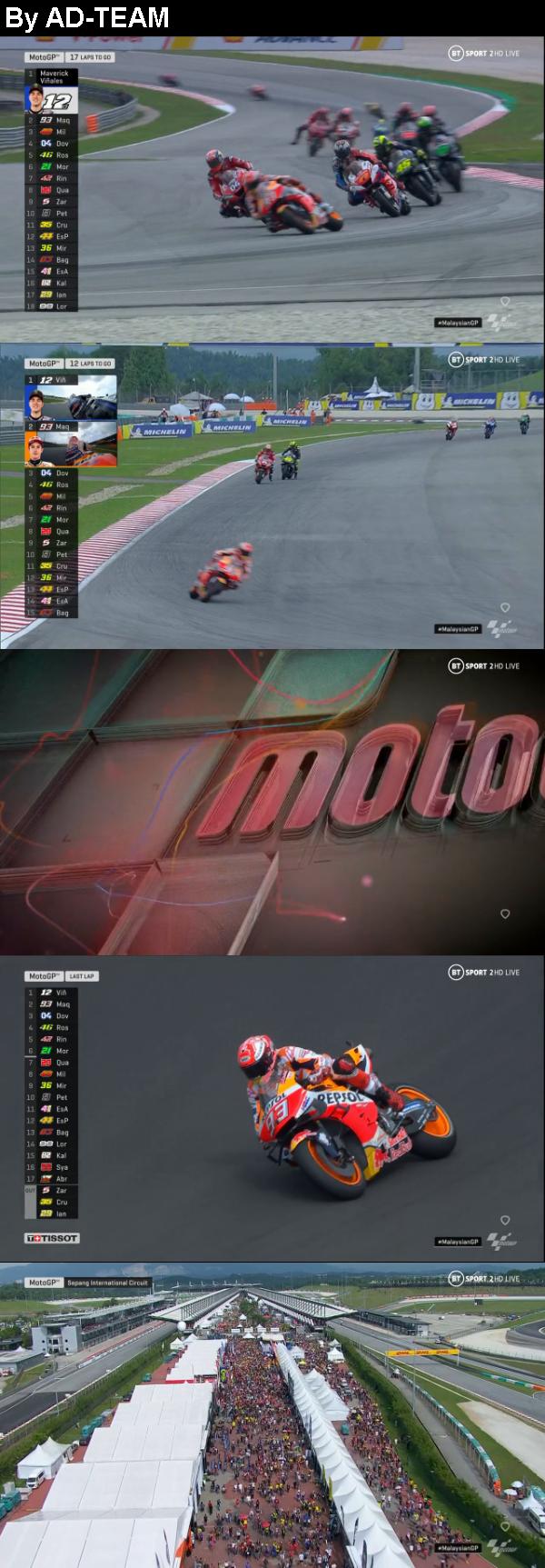 MotoGP 2019 Malaysia 720p HDTV x264-ACES