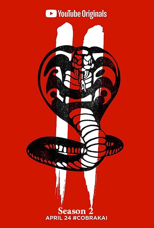 Cobra Kai S02 1080p WEB DL
