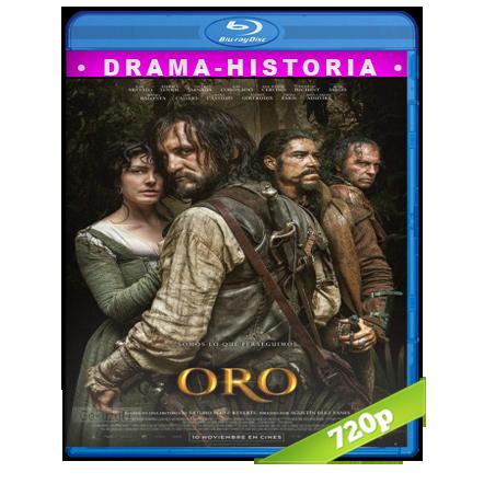 descargar Oro [m720p][Castellano][Historia](2017) gratis