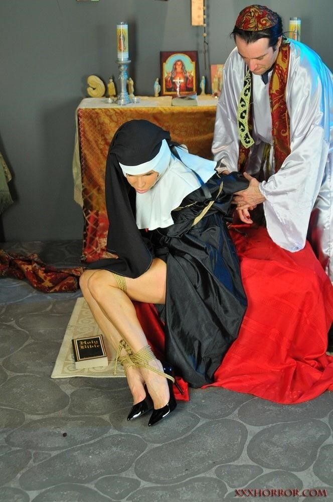 Dirty nun pics-5237