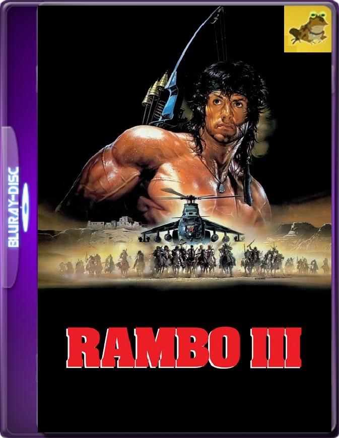 Rambo 3 (1988) Brrip 1080p (60 FPS) Latino / Inglés