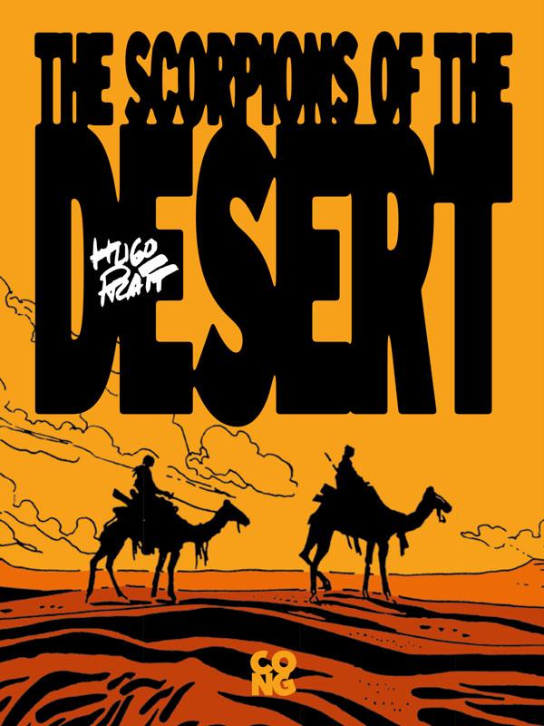 The Scorpions of the Desert v01-v05 (2015)