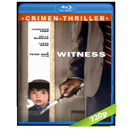 descargar Testigo En Peligro [m720p][Trial Lat/Cas/Ing][Crimen](1985) gratis