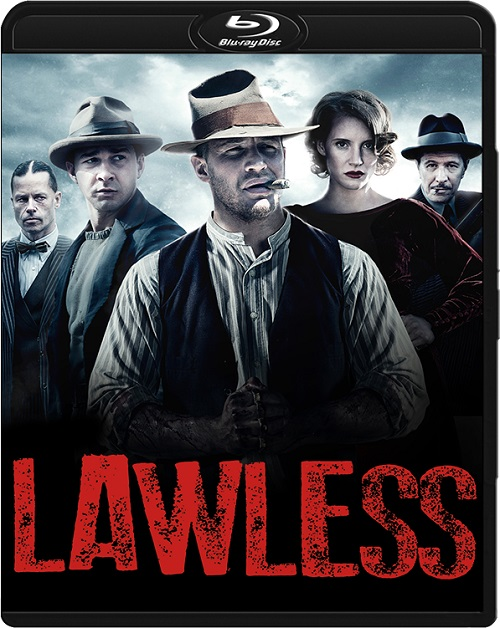 Gangster / Lawless (2012) PL.m720p.BluRay.x264.AC3-DENDA / LEKTOR  PL