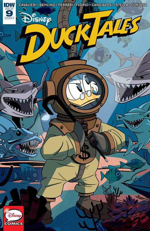 DuckTales #0-14 (2017-2018)