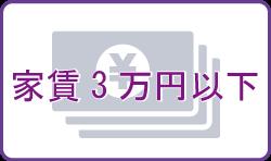 天理大学周辺の家賃3万円以下貸住宅特集ページ
