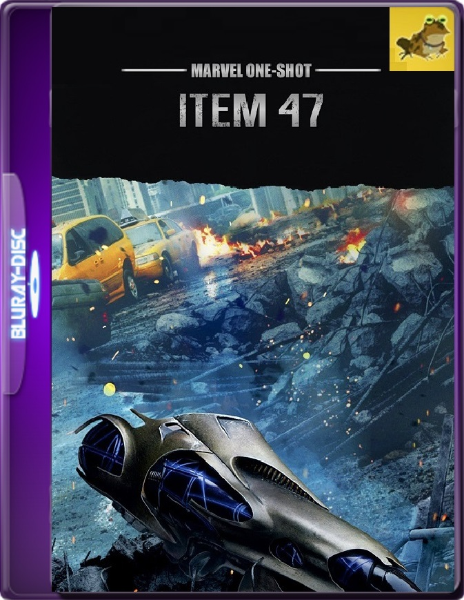 Marvel One-Shot: Item 47 (2012) Brrip 1080p (60 FPS) Inglés Subtitulado