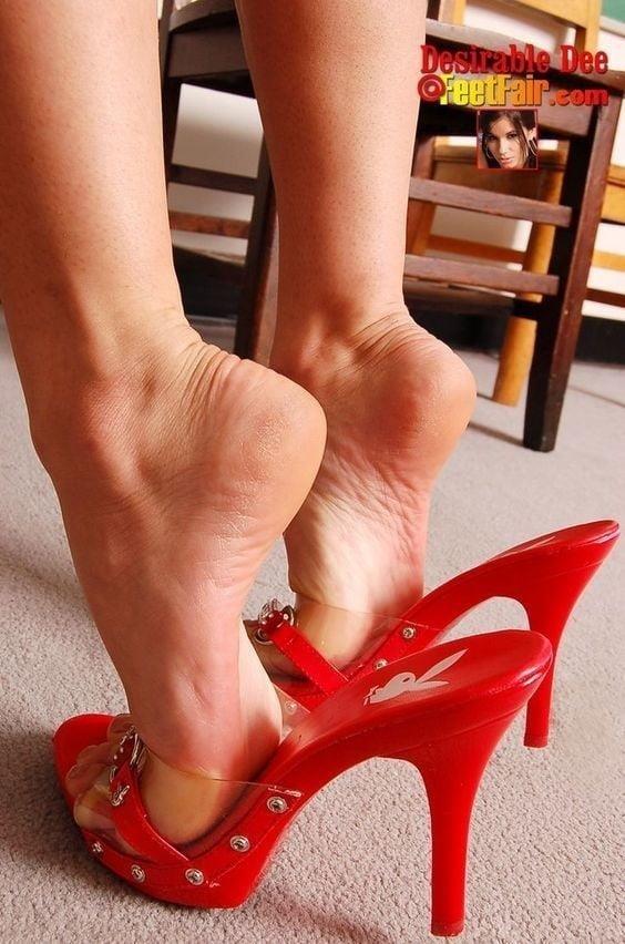 Sexy women feet porn-1301