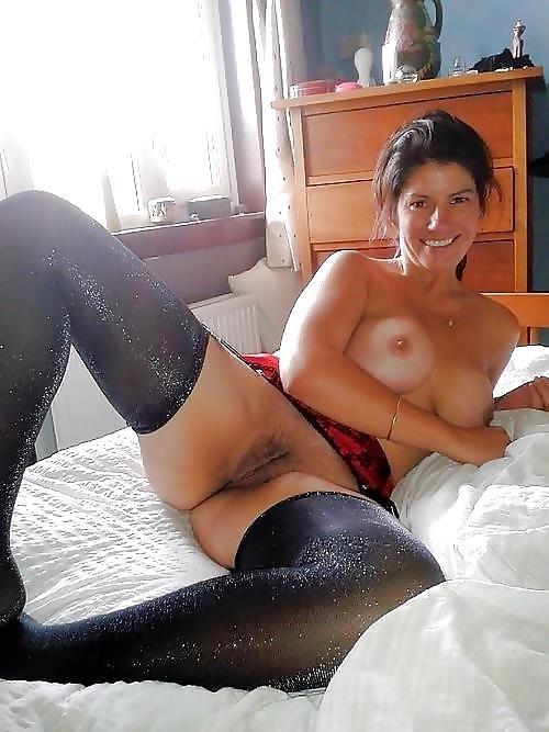 Mature amateur lingerie pics-6524