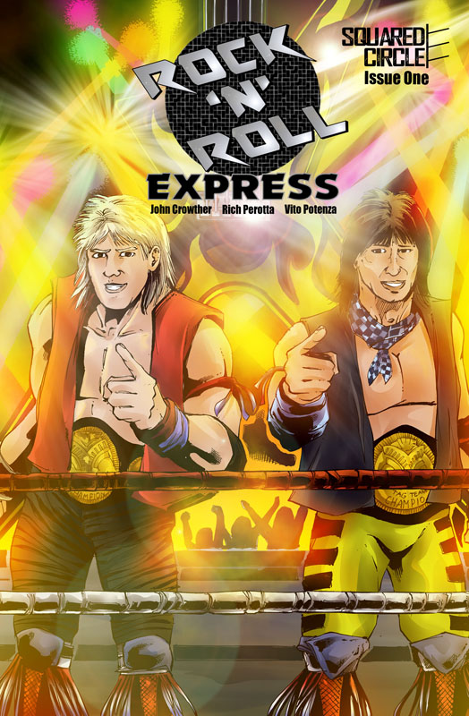 The Rock 'n' Roll Express 001 (2020)