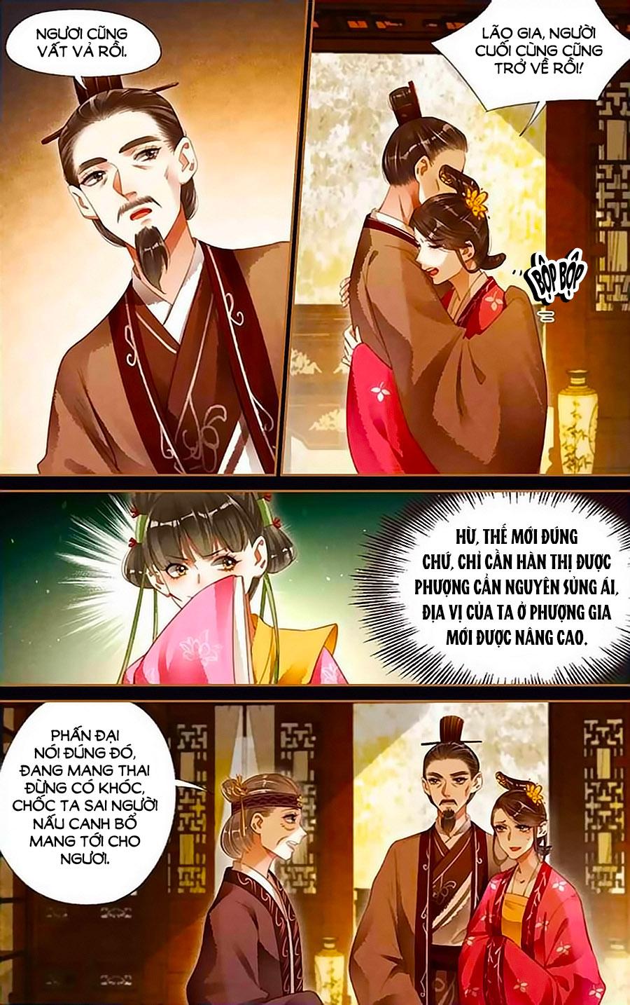 Thần Y Đích Nữ chap 181 - Trang 2